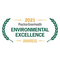Practice Greenhealth Environmental Excellence Award