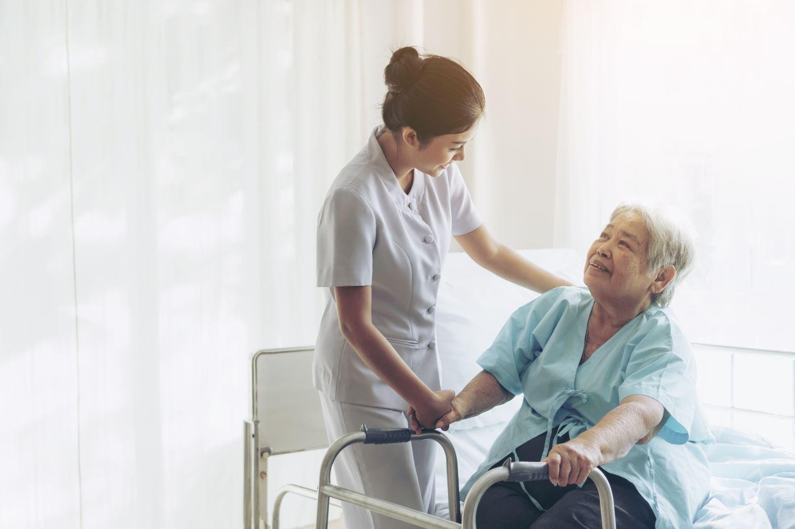 Caregiver Compassion Priority Card