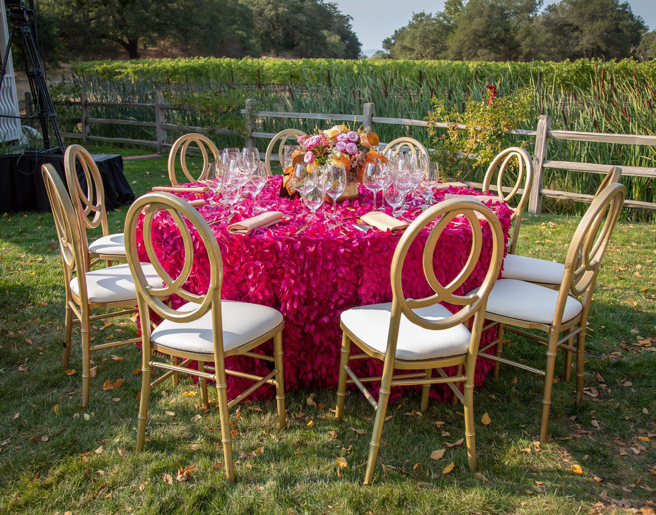 Glam table