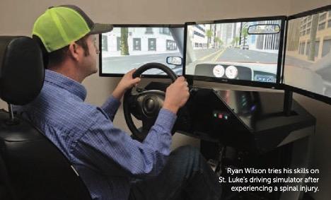 Driving Simulator Photo